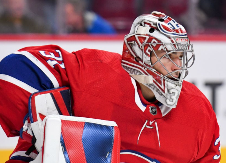 BON...La journée de traitement de Carey Price, se transforme...