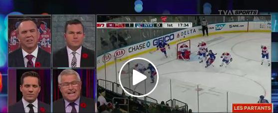 Hockey30 Au Tour De Tva Sports De Ridiculiser Carey Price A La Tivi
