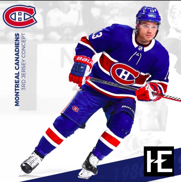 Hockey30 Un 3e Chandail Pour Le Ch