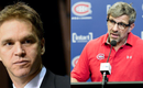Luc Robitaille protège son BOY Marc Bergevin....