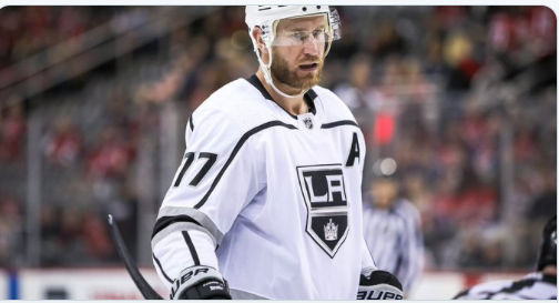 Jeff Carter MENACE les Kings...