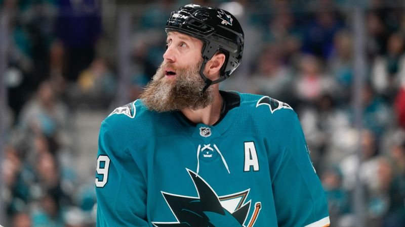 Selon Elliotte Friedman, Joe Thornton va aller jouer...