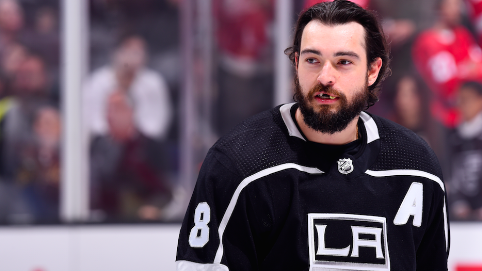 Drew Doughty comparé à Alex Romanov...RIDICULE...
