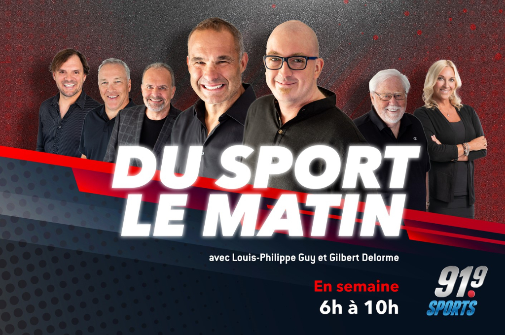 Tu perds ta JOB à TVA Sports...et...